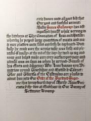 James Hawk Galloway - Order of the Burdened Tyger